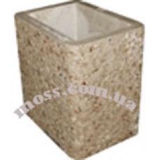 Увеличение дымохода из бетона (для большой жаровни)