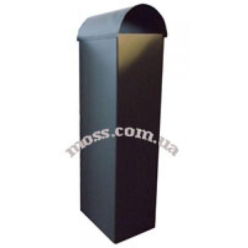 Увеличение дымохода из металла (для черной вытяжки)