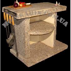 Стол садовый кварц (песочный)
