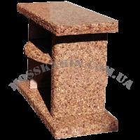 Стол садовый (терракот)